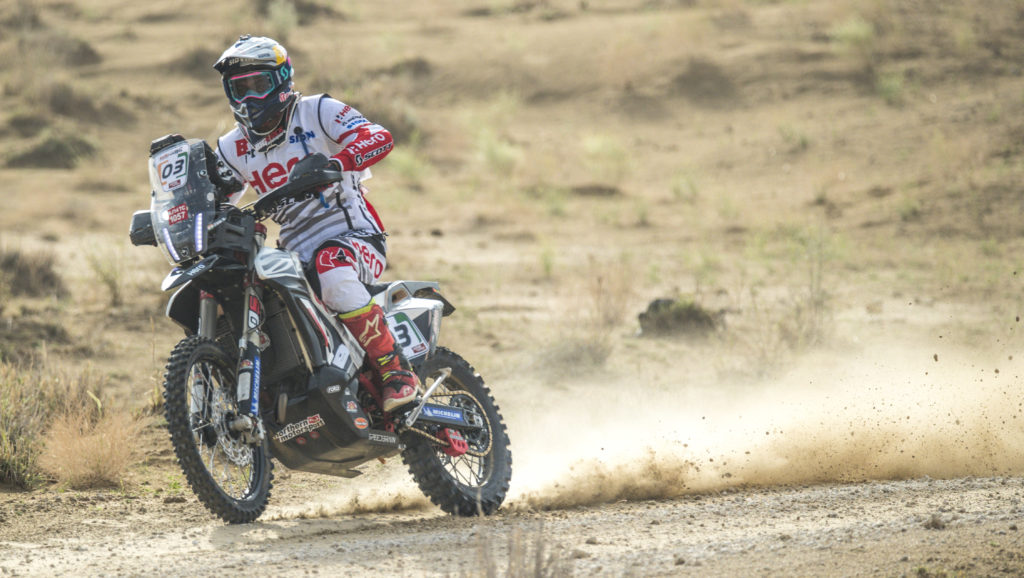 Yet Another Podium Finish For Team Hero Motorsports At The Year's Indian Baja 4