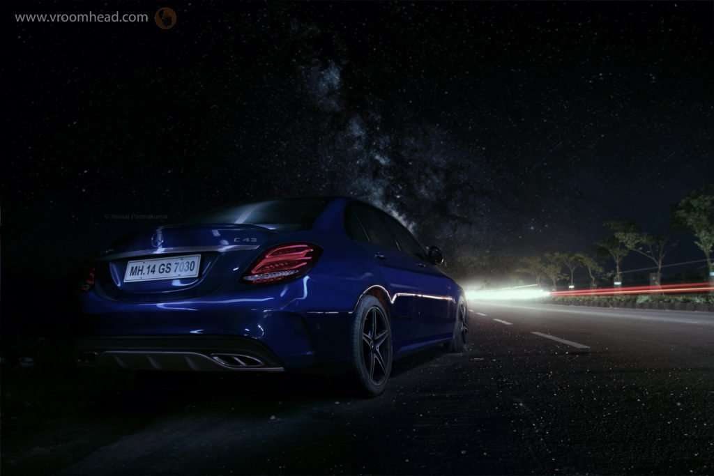 The 2017 Mercedes Benz C43 AMG Is Your Perfect Poison For A Midnight Date With Open Roads! 4