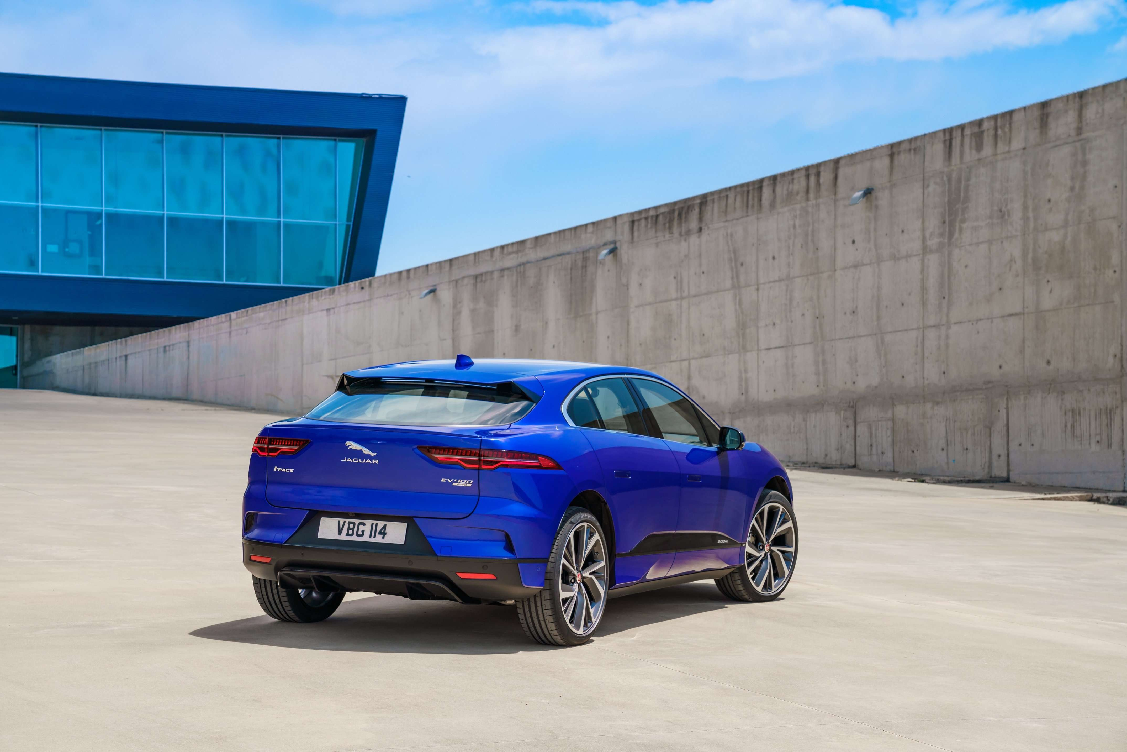 Jaguar I Pace India, Electric Land Rover SUV Launch In India jaguar land rover india
