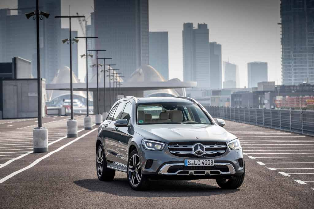2020 Mercedes-Benz GLC-Class Launched In India And There Is So Much To Be Excited About It! 2