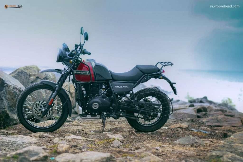 Royal Enfield Himalayan BS6 Review: What Have Changed On The New Himalayan? 12
