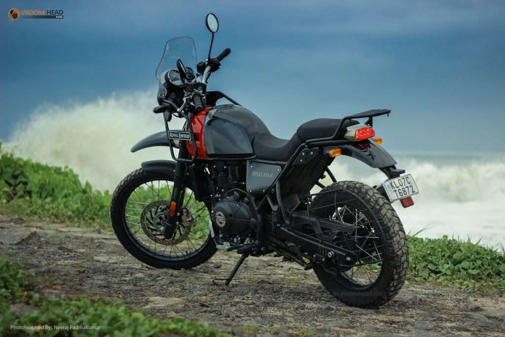 Royal Enfield Himalayan BS6 Review: What Have Changed On The New Himalayan? 6