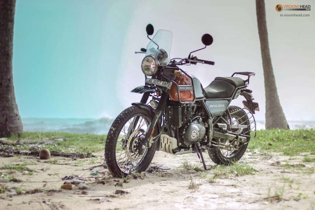Royal Enfield Himalayan BS6 Review: What Have Changed On The New Himalayan? 8