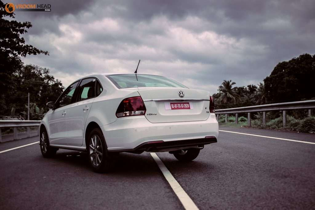 2020 Volkswagen Vento TSI Review: A Big Car With A Tiny Heart! 7