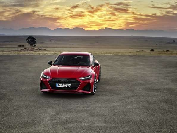 2020 Audi RS7 Sportback launched in India