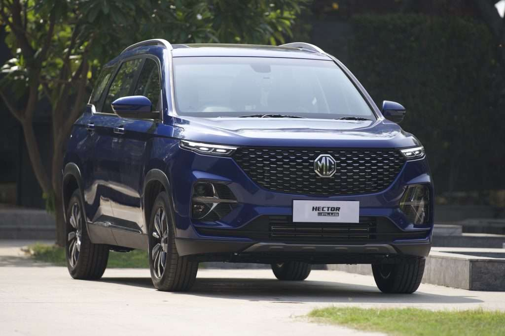 MG Hector Plus MG Hector 6 seater