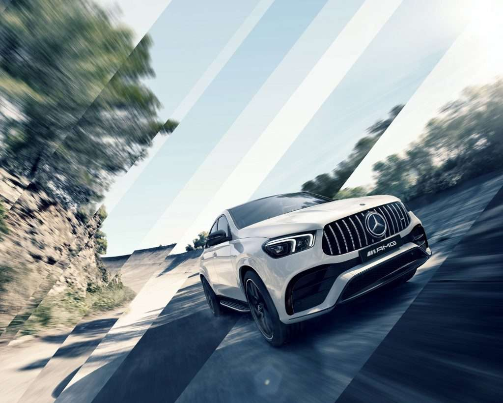 Mercedes Benz GLE 53 Coupe
