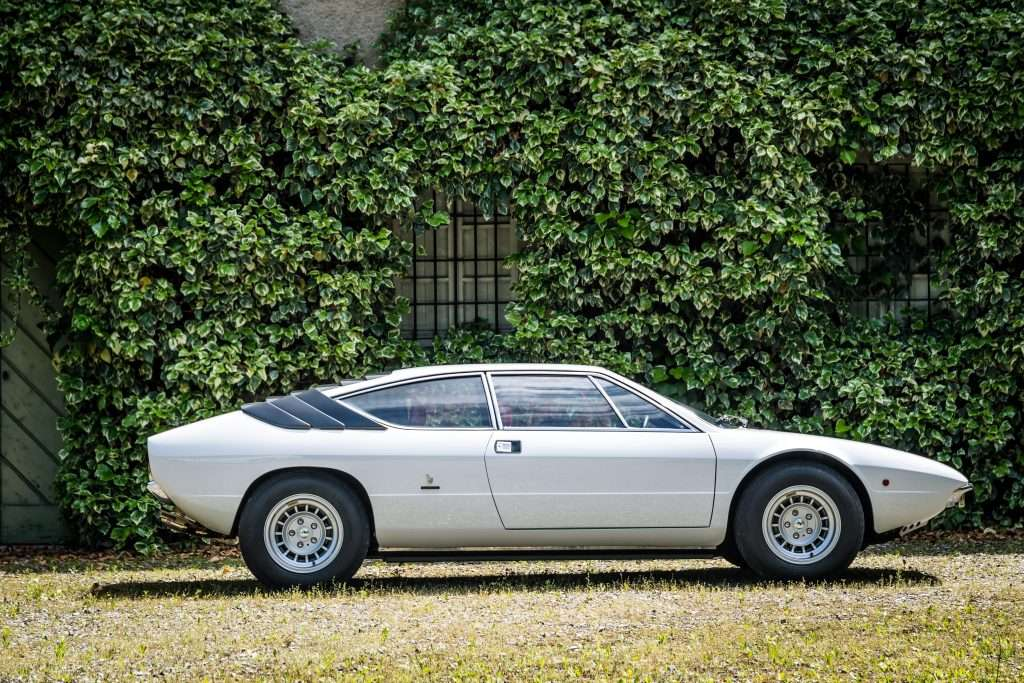 Meet The Urraco, A Lamborghini Coupe From The Past! 6