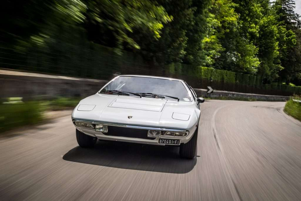 Meet The Urraco, A Lamborghini Coupe From The Past! 10