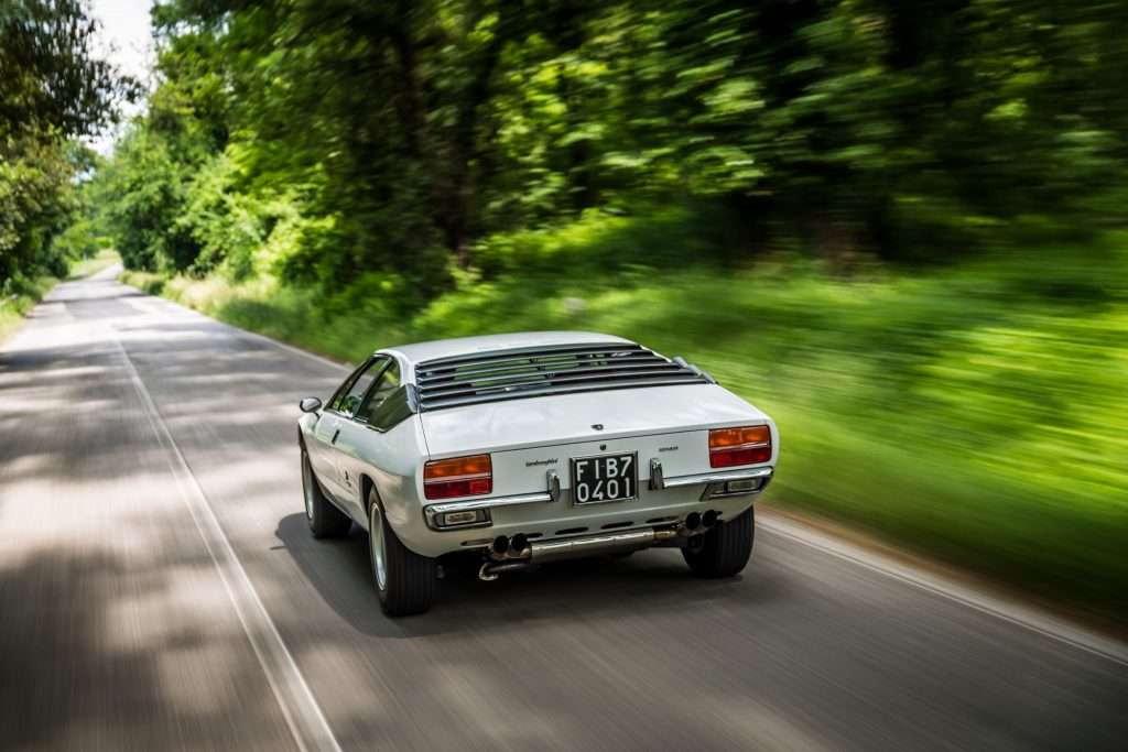 Meet The Urraco, A Lamborghini Coupe From The Past! 4