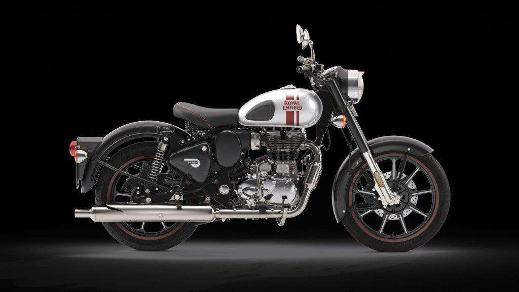 new colours for the royal enfield classic 350