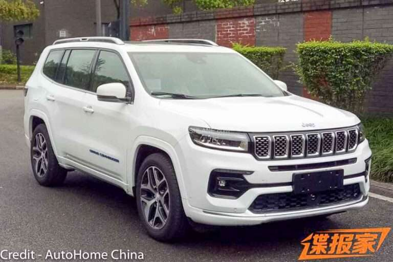 2022 Jeep Grand Commander 7 seater Compass