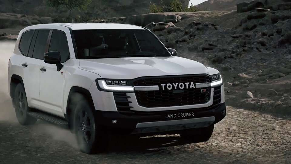 New Toyota Land Cruiser 300 Breaks Cover, Gets A Bunch Of Updates For 2021 7