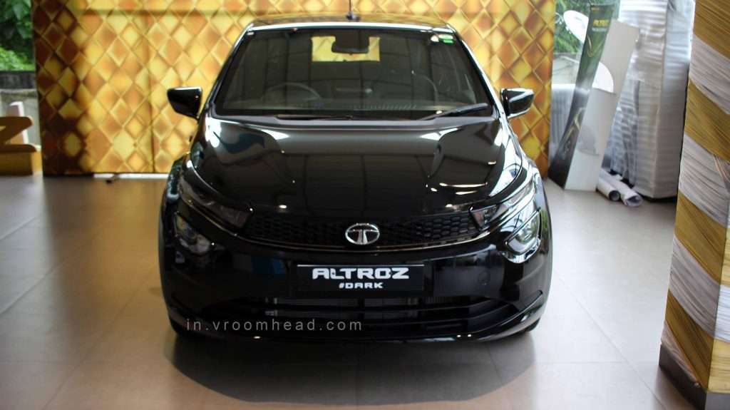 Tata Altroz Dark Edition Priced At 8.77 Lakh | All Details 1