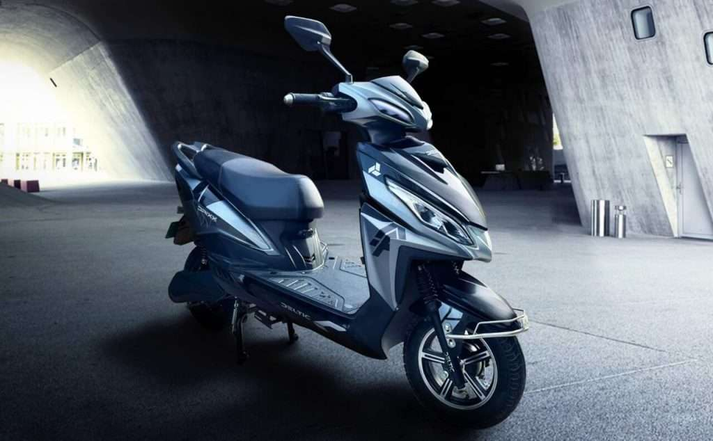 Deltic costa electric scooter