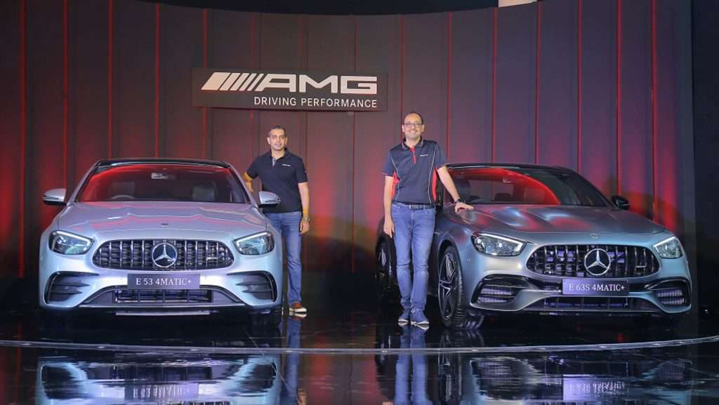 Mercedes E53 AMG And E63S AMG Launched In India 2