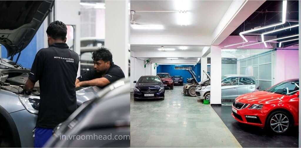 Pre-Owned Luxury Cars Dealer 'Boys And Machines' Opens Dedicated Service Facility 2