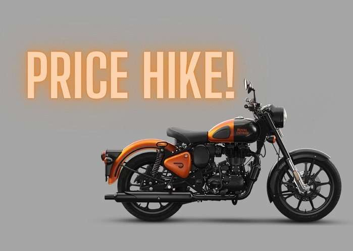 Royal Enfield Classic 350 Price Hiked By Upto 8k 2